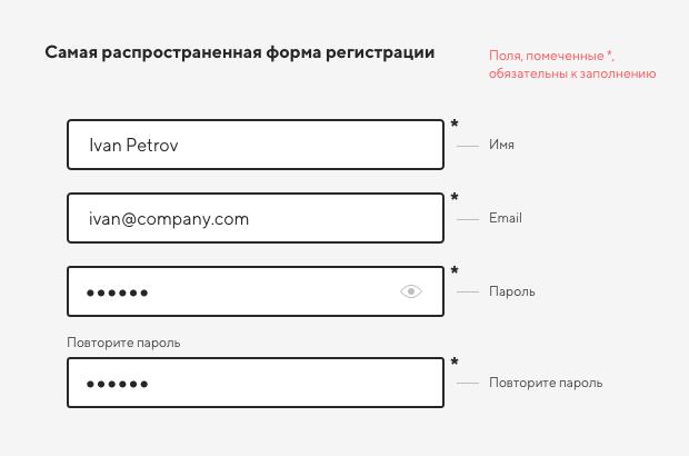 Нужна ли регистрация пользователей на сайте 3